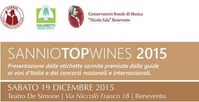 Sannio Top Wines 2015