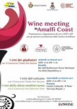 Wine Meeting in Amalfi Coast
